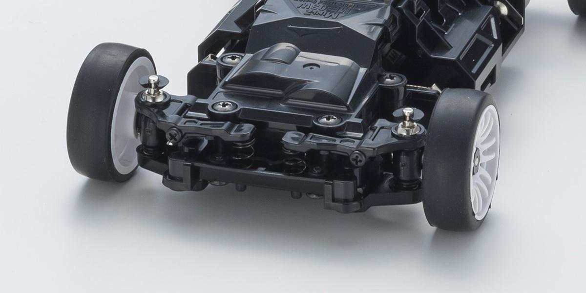 京商 ミニッツRWDシリーズ Honda NSX 130Rホワイト レディセット 32322W