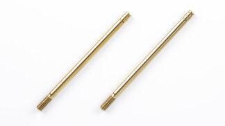 タミヤ OP.1043 TRF501X ハードチタンコートピストンロッド(リヤ2本) 54043