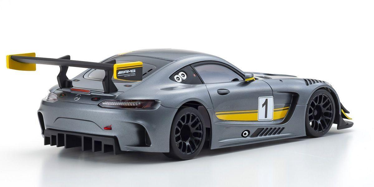京商 ミニッツRWDシリーズ レディセット メルセデス AMG GT3 プレゼンテーションカー 32338GY