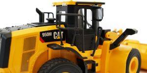 京商 1/24 RC CAT 建機シリーズ 950M Wheel Loader (ホイールローダ) 56624