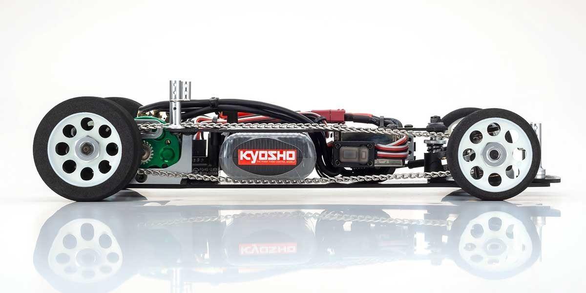 京商 1/12スケール電動ラジオコントロール 4WD レーシングカー ファントム EP 4WD 30635