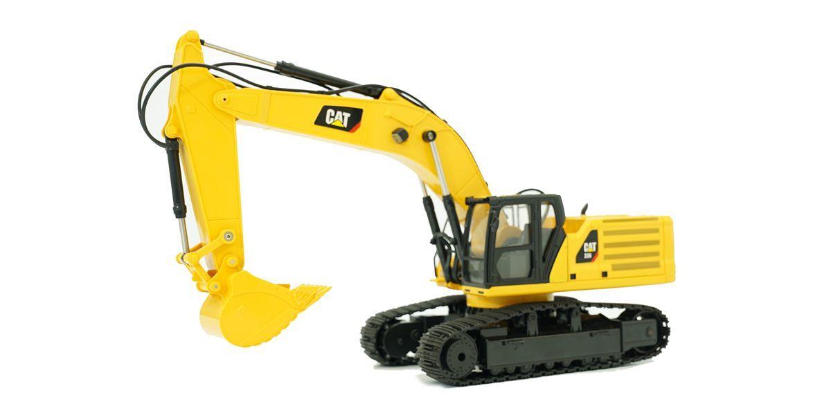 京商 1/24 RC CAT 建機シリーズ 336 Excavator (エクスカベーター:油圧ショベル) 56622