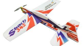 Dance Wings Hobby 3D 1000MM Sbach342 EPP (PNP)完成機 E1804