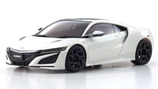 京商 ASC MR03W-MM Honda NSX 130Rホワイト MZP233W