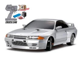 タミヤ 1/10RC XB スカイラインGT-R (R32) (TT-01D) ドリフトスペック 57783