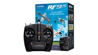 RealFlight RF9.5 フライトシミュレーター Interlink コントローラーセット AH-RFL1200