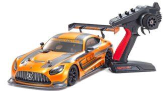 京商 ラジオコントロール 15エンジン ツーリングカーシリーズ ピュアテン GP 4WD FW-06 レディセット 2020 メルセデスAMG GT3 33214