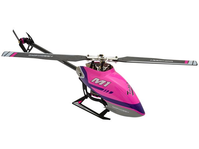 MPHOBBY M1 デュアルブラシレスダイレクト3D ヘリコプターM1 Racing Yellow [M1 レーシングイエロー] M1-RAYE