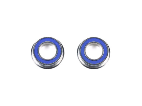 【 基本スペック 】 側面にラバー製シールを採用したボールベアリング 外径9mm、内径5mm、厚み3mm フランジ付き