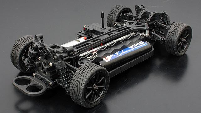 ABC Hobby 1/10電動ツーリングカー ゼロワンスポーツ 「ヨンメリスカイライン」付きキット  40700