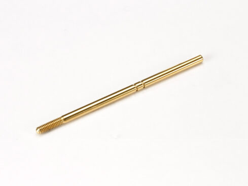 タミヤ OP.1545 RM-01 アルミダンパー用チタンコートピストンロッド  54545