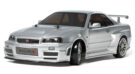 タミヤ 1/10RC ニスモ R34 GT-R Z-tune(TT-02D)ドリフトスペック 58605