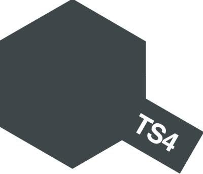タミヤ TS-4 ジャーマングレイ 85004