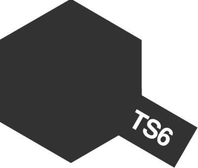 タミヤ TS-6 マットブラック 85006