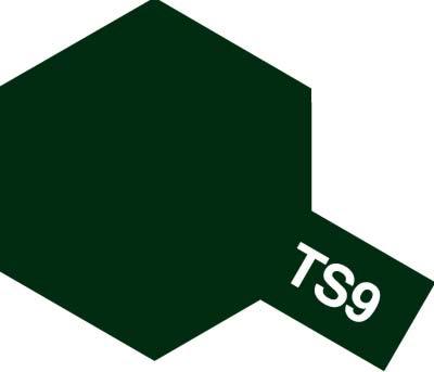タミヤ TS-9 ブリティシュグリーン  85009