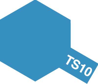 タミヤ TS-10 フレンチブルー  85010