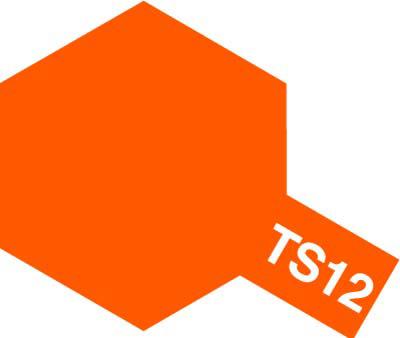 タミヤ TS-12 オレンジ  85012