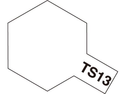 タミヤ TS-13 クリヤー  85013