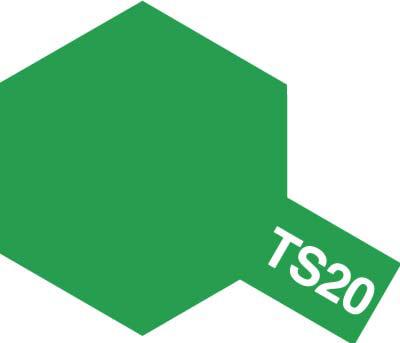 タミヤ TS-20 メタリックグリーン  85020
