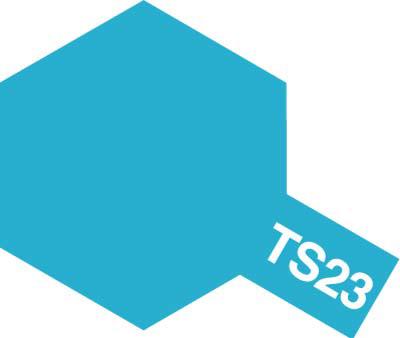 タミヤ TS-23 ライトブルー  85023