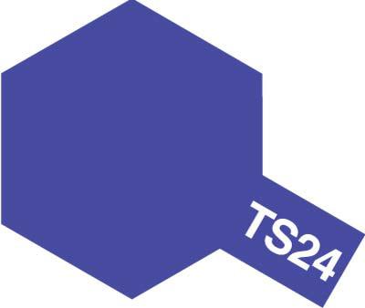 タミヤ TS-24 パープル  85024