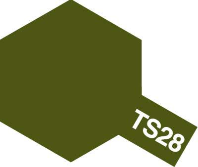 タミヤ TS-28 オリーブドラブ2  85028