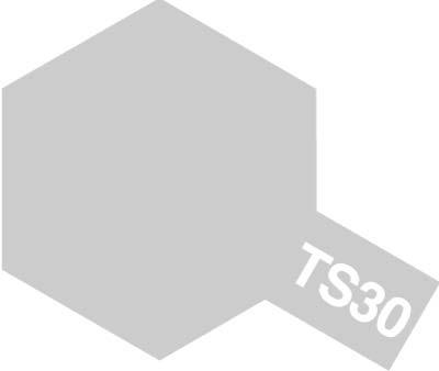タミヤ TS-30 シルバーリーフ  85030
