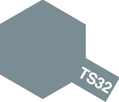 タミヤ TS-32 ヘイズグレー  85032