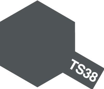 タミヤ TS-38 ガンメタル  85038