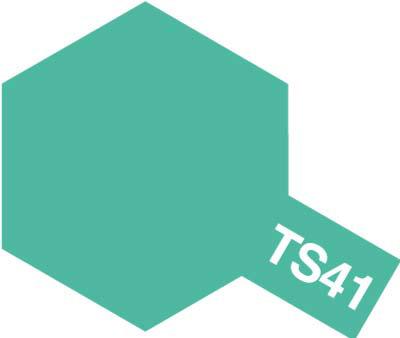 タミヤ TS-41 コーラルブルー  85041