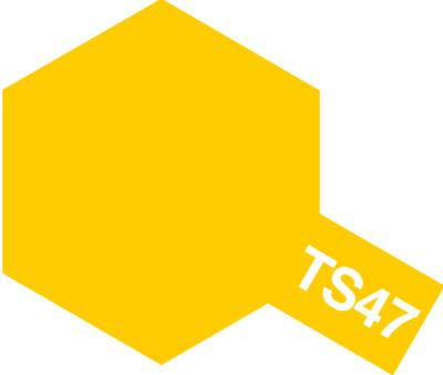 タミヤ TS-47 クロームイエロー  85047