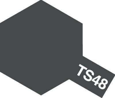 タミヤ TS-48 ガンシップグレイ  85048