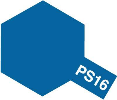 タミヤ PS-16 メタリックブルー 86016