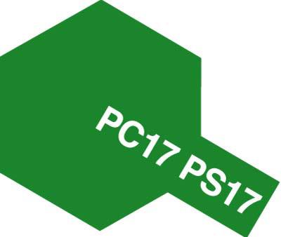 タミヤ PS-17 メタリックグリーン 86017