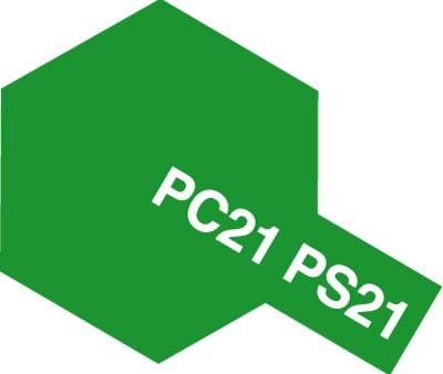 タミヤ PS-21 パークグリーン 86021