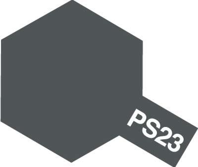 タミヤ PS-23 ガンメタル 86023