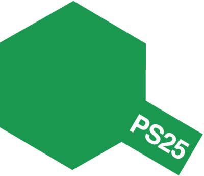 タミヤ PS-25 ブライトグリーン 86025