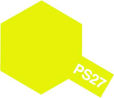 タミヤ PS-27 蛍光イエロー 86027