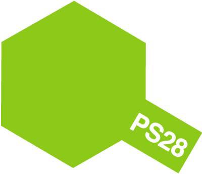 タミヤ PS-28 蛍光グリーン 86028