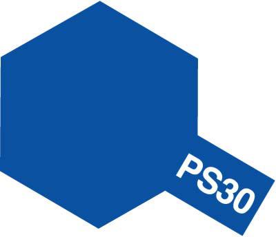 タミヤ PS-30 ブリリアントブルー 86030