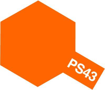 タミヤ PS-43 フロストオレンジ 86043