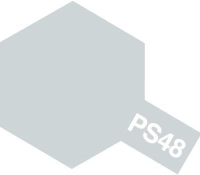 タミヤ PS-48 サテンシルバーアルマイト 86048
