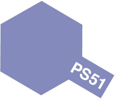 タミヤ PS-51 パープルアルマイト 86051