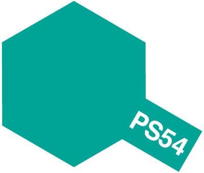 タミヤ PS-54 コバルトグリーン 86054