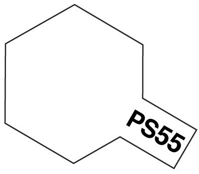 タミヤ PS-55 フラットクリヤー 86055