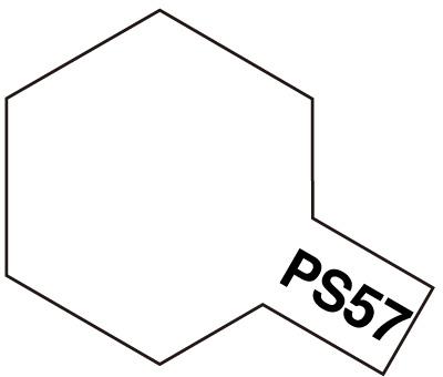 タミヤ PS-57 パールホワイト 86057