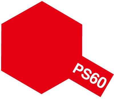 タミヤ PS-60 ブライトマイカレッド 86060
