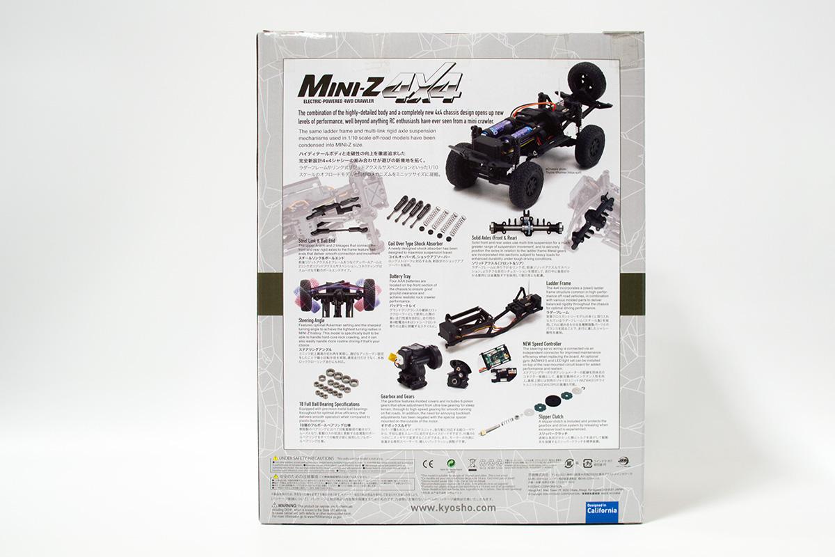 京商 ラジオコントロール 電動 クローリングカー ミニッツ4×4シリーズ レディセット ジープ ラングラー アンリミテッド ルビコン ブライトホワイト キャタッピバージョン 202005