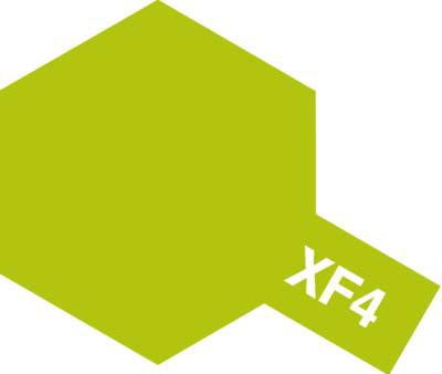 タミヤ タミヤカラーアクリルミニ  XF-4 イエローグリーン 81704