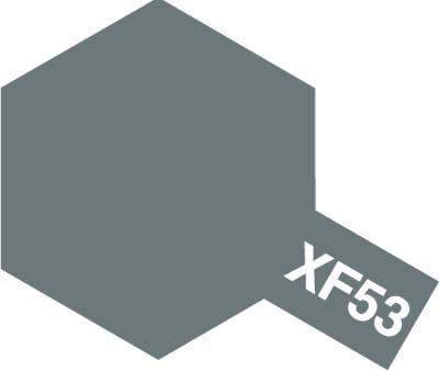 タミヤ タミヤカラーアクリルミニ XF-53 ニュートラルグレイ 81753